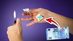 6 Coole Zaubertricks - Zum nachmachen!