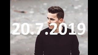 TOP 40 SINGLE CHARTS 20 Juli 2019