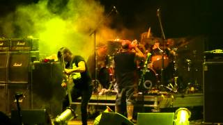 EXODUS Bonded by Blood (Metal Fest Chile 2012)