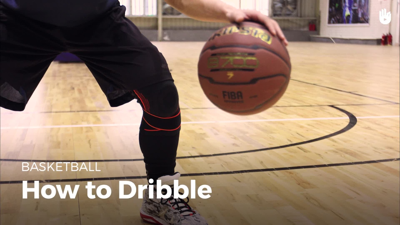 How to Dribble a Basketball (7-Step Guide + Drills)