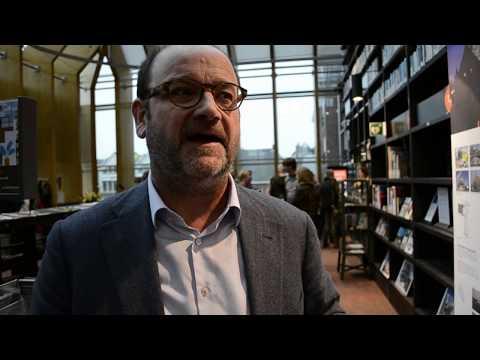 Ex Libris documentary  New York Public Library   Bibliotheek De Boekenberg