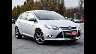 АВТОПАРК Ford Focus 2014 года (код товара 23378)