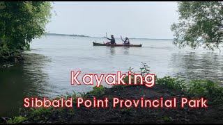 Sibbald Point Provincial Park …