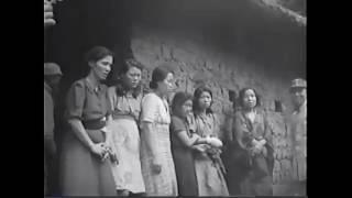 Видео секс-рабынь японских солдат 1944 года, часть 1