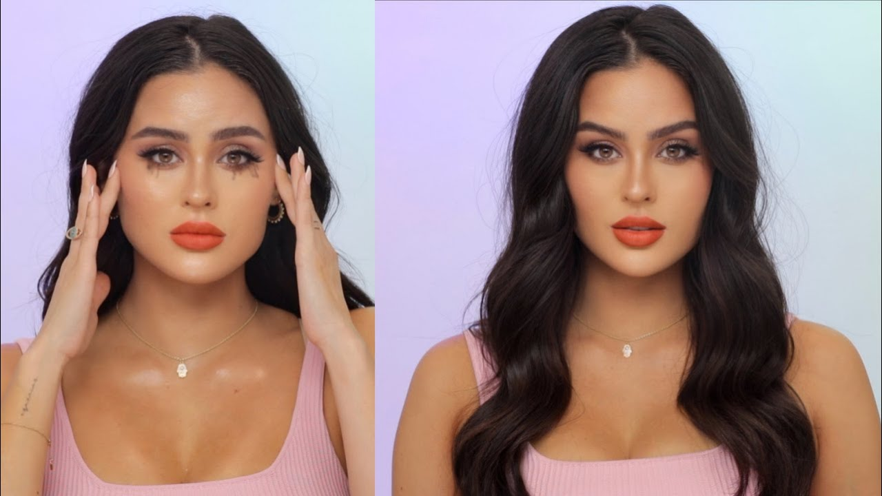 Sweat Proof Summer Makeup For Oily Skin