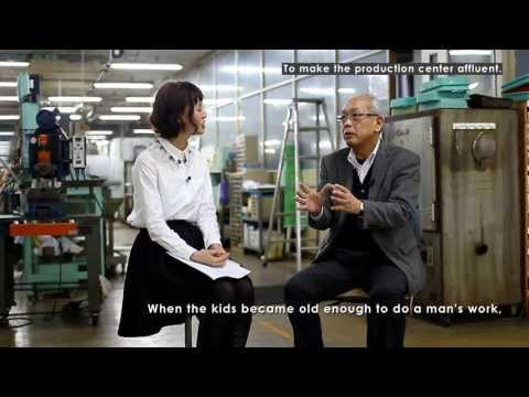 Masunaga Optical Manufacturing Interview / Hi creator from JAPAN