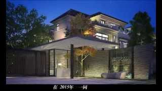 建築3D  正佳嘉義【故宮名邸 】聖工坊2013