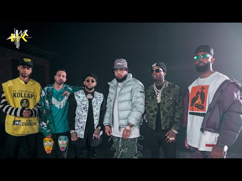 Foreign Teck, Justin Quiles, Jay Wheeler - Conexión ft. Bryant Myers, Eladio Carrion, Tory Lanez