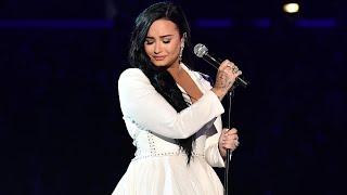 Demi Lovato Grammys 2020