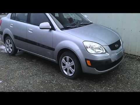 2007 Kia Rio LX Sedan - Cars Trucks & Toys - Sumner, WA 98390