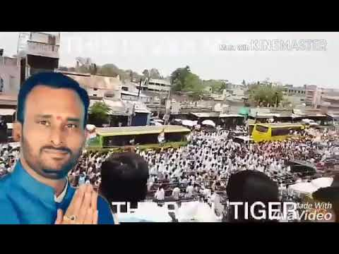 Bagalkot district hunagunda look Congress para  nomination maduv samayadalli SRK
