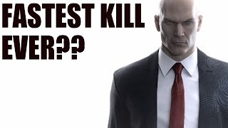 Hitman - Fastest Kill from Starting Point? (Episode 6)