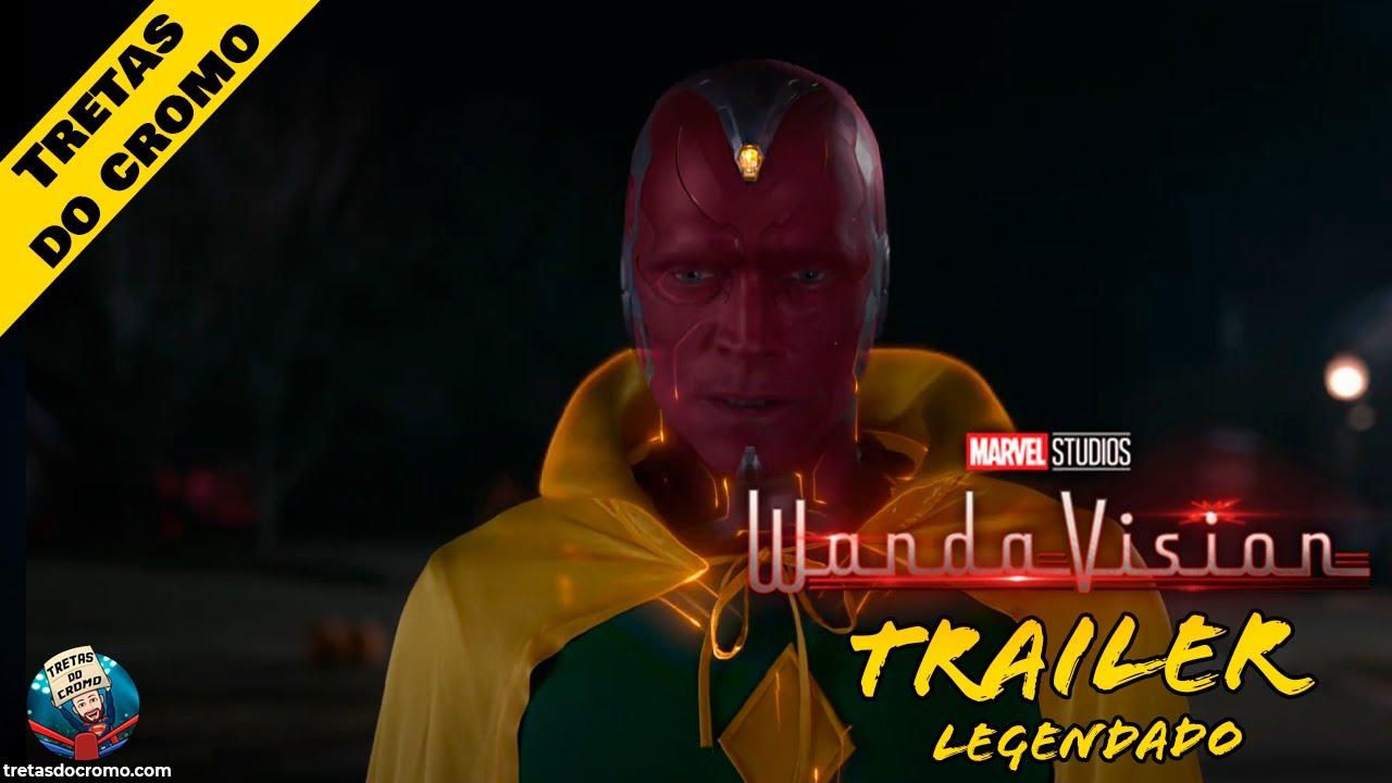 WandaVision ganha novo trailer antes da estreia