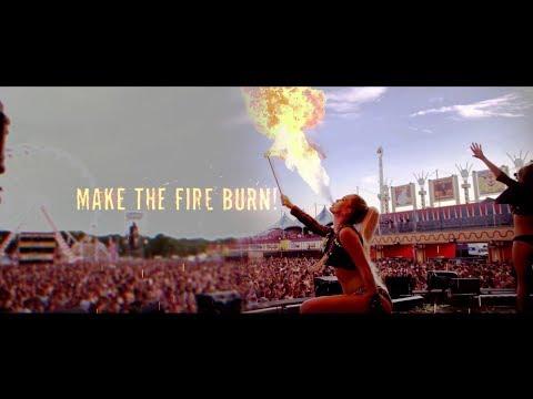 Psyko Punkz - Make The Fire Burn (Official Videoclip)