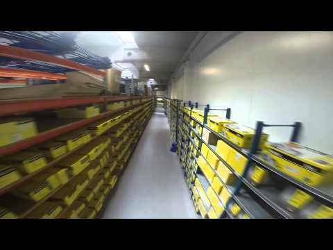 Triscan Warehouse Glostrup Denmark
