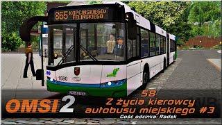 """OMSI 2 - #58 """"Z życia kierowcy autobusu miejskiego #3"""""""