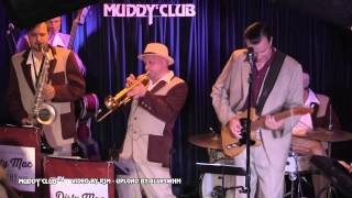 Dirty Mac and The Filthy Five - wonderful Hound Dog Cover