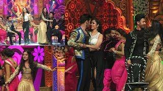 Kaleerein and Guddan Tumse Na Ho Paayega cast shake a leg