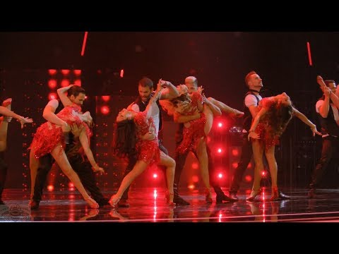 America's Got Talent 2017 German Cornejo and The HoneyBee-Z Plus Judge Cuts S12E11
