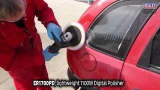 sealey er1700pd digital polisher