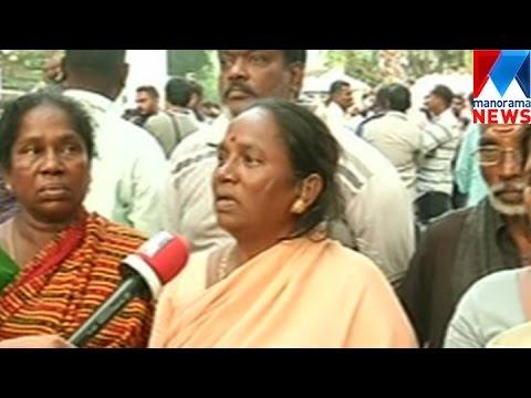 Jayalalitha  health issue: security tightens  | Manorama News