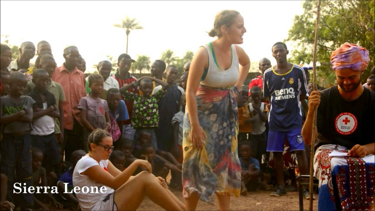 A Tribute to Peace Corps Volunteers in Africa - YouTube