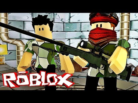 LE JEU ROBLOX LE PLUS INCROYABLE ! | Roblox Phantom Forces