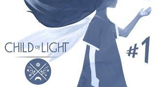 Child of Light - Parte 1: Aurora, a Filha da Luz! [ Playstation 4 - Dublado em PT-BR ]