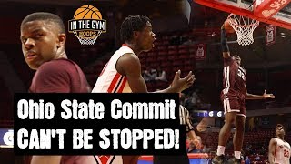 Ohio State Commit Can't Be Stopped! EJ Liddell and Belleville West TAKE DOWN Bolingbrook!