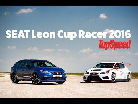 Jordi Gené - Seat Leon Cup Racer 2016 by Seat Sport / NAVAK 2017