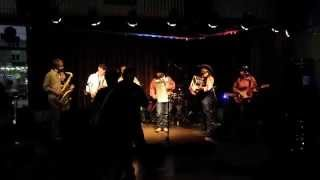 Jeffery Broussard & The Creole Cowboys with The Buddhahood - June 5th, 2014