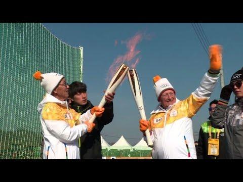 S.Koreans' mixed feelings on joint Korean women's hockey team
