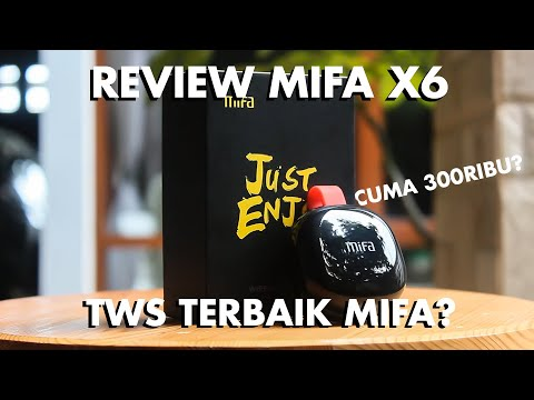 UNBOXING+REVIEW MIFA X6