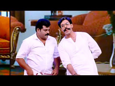 Thakarppan Comedy I 'Kaithola Chathan' on the floor I Mazhavil Manorama