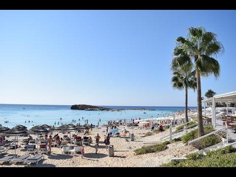 Nissi Beach, Cyprus, Greece - most beautiful beach Cyprus