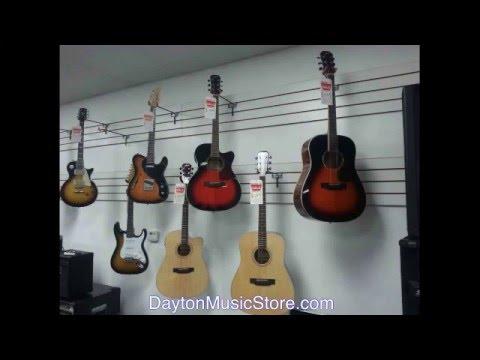 Music Stores Dayton Ohio! Guitars Etc (937)454-6446