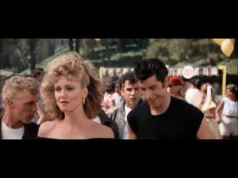 Grease - You're The One That I Want (HQ+Lyrics)
