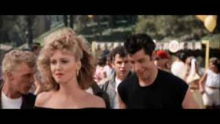 Grease- You're the one that I want [HQ+lyrics] thumbnail