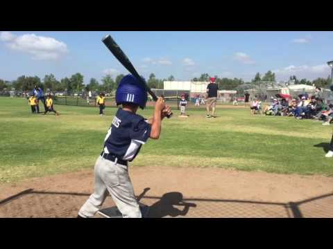 Moorpark little league baseball motivational video of Kevin morris 2016-2017