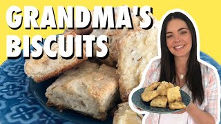 Kate Lee Bakes Her Grandma's Biscuits in Quarantine | What Would Katie Eat?
