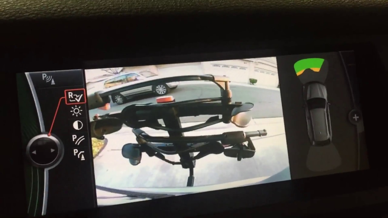 Bmw X5 Rear Pdc Parking Sensors Disable 2011 E70  1 Fix