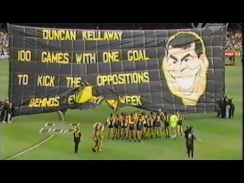 1998 AFL Round 1 - Richmond vs Essendon
