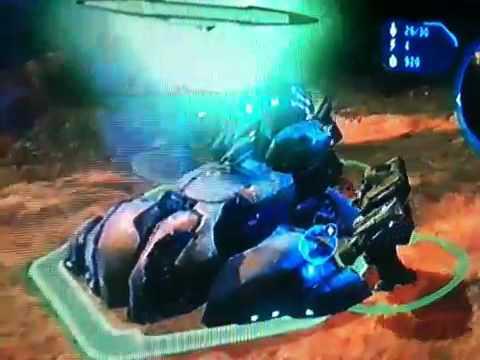Halo wars cyclops repairs