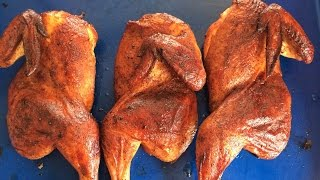 How to BBQ Chicken: Texas Style Cuisine