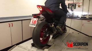 Suzuki GSX-R1000 OEM Vs Scorpion Serket Parallel & RP 1GP // By Scorpion Exhausts