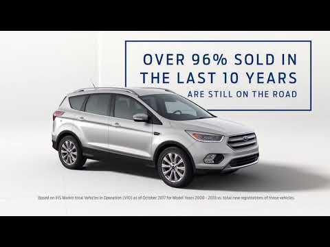 Compare 2018 Honda CR V with 2018 Ford Escape | Marlow Ford | Luray Virginia