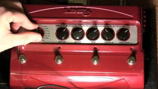 Line 6 Am4 Demo All Sounds Demonstrated With Yam