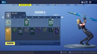 SAISON9 Fortnite Battle Royal!!