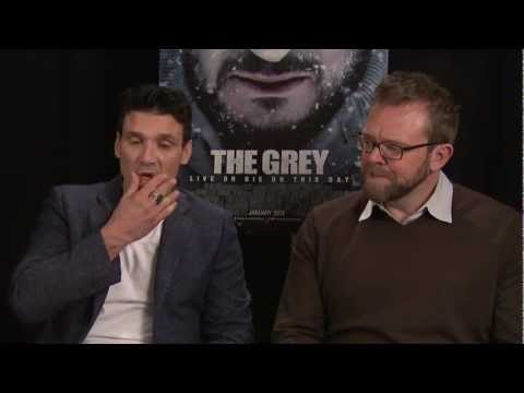 The Grey  Frank Grillo, Joe Carnahan and eOne !