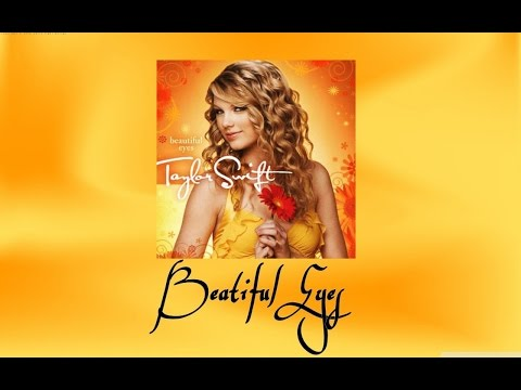 Taylor Swift - Beatiful Eyes (Audio Official)